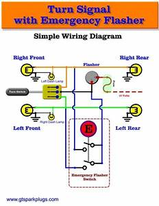 Flasher Wiring Diagram