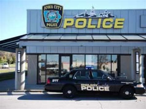 iowa city police department takes steps  ensure equality