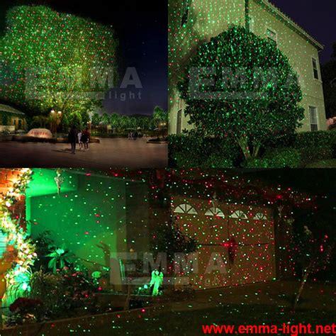 outdoor christmas strobe lights red and green elf laser lights christmas lights garden