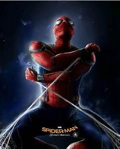 Wallpaper Spider Man Homeing Hd