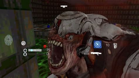 Classic Doom Maps Are Included In The Doom Vfr Release