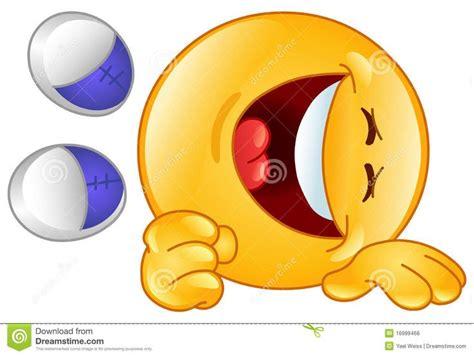 Laughing Pointing Emoji