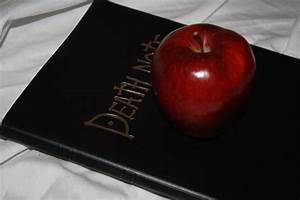 Death note and Apple 2 by MajesticStock on DeviantArt