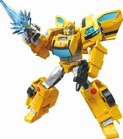 Bumblebee Transformers Cyberverse Deluxe Nycc Class Wave