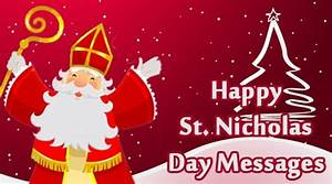 Lovely Happy St Nicholas Day Messages And Wishes To Send Across Best Message