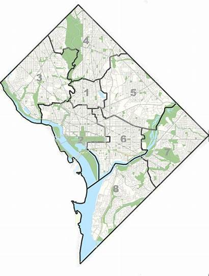 Parking Dc Zones Map Limit Zone Residential