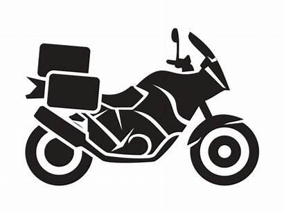 Motorcycle Adventure Clipart Bike Tours Motorbike Cliparts