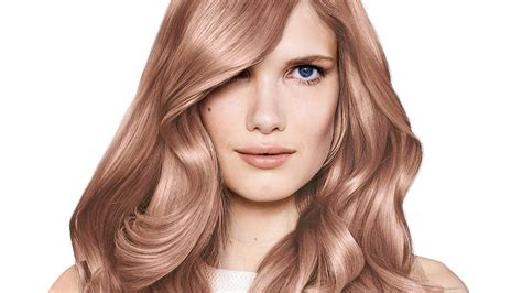 Rose Gold Hair Gets An Update