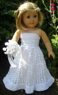 American Girl Doll Wedding Dress Pattern