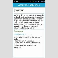 Sentence With Practice  Android Apps On Google Play