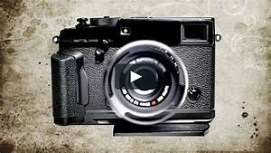 Fujifilm X Pro 2 Hybrid Manual Mode For Shooting Video  On