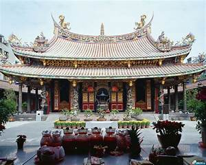 Ancient Traditional Chinese Architecture – Typical China ...