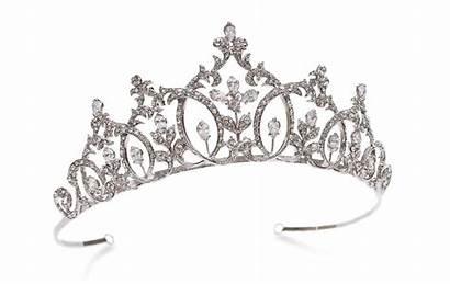 Tiara Crown Beauty Princess Tiaras Ivory Imperial