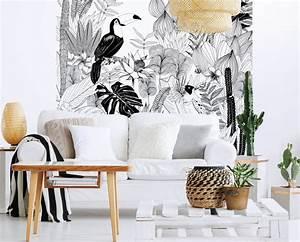 Papier Peint Deco : selection d co top 10 papiers peints tropicaux ~ Voncanada.com Idées de Décoration