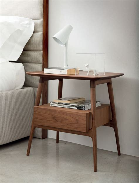 ideas  wooden bedside table  pinterest
