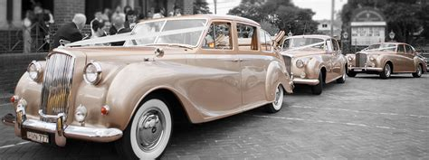 Vintage, Classic Wedding Car Hire Sydney