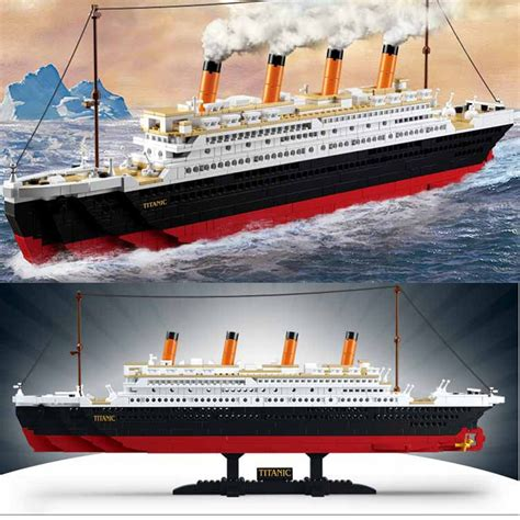 Titanic Boat Weight by Titanic Ship Size Reviews Online Shopping Titanic Ship