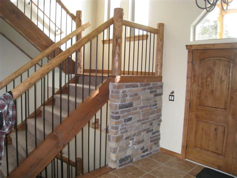 design awesome stair railing code design ideas