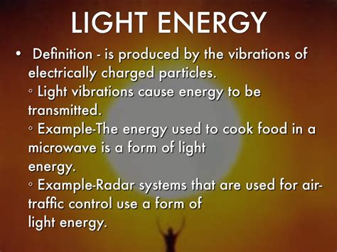 exles of light energy what are some exles of light energy ace energy