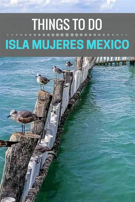 isla mujeres mexico tips secrets