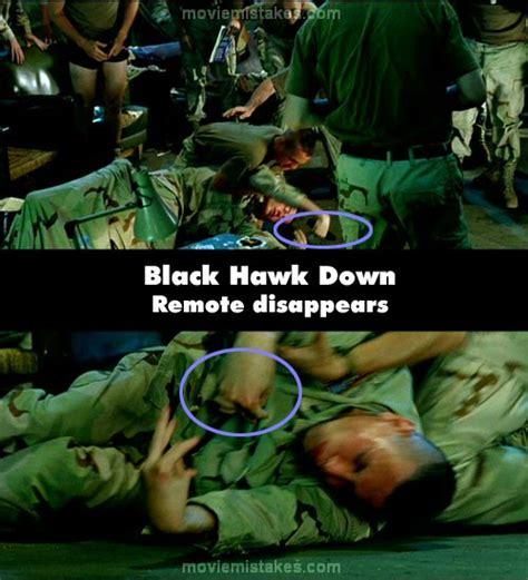 Black Hawk Down (2001) Movie Mistake Picture (id 16585