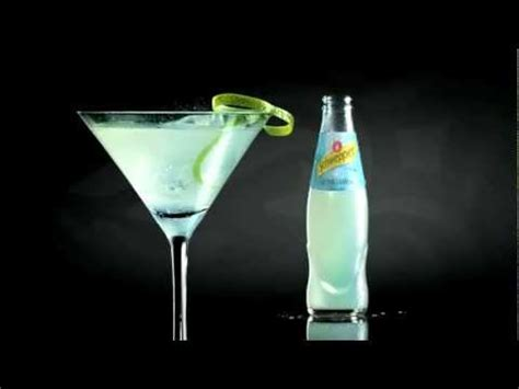 Schweppes  Vodka Bitterlemon Youtube