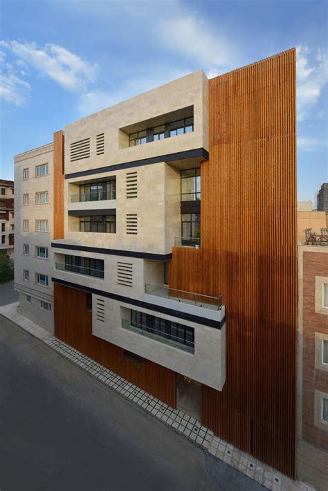 gallery  salariyeh residential building heram architects  apartments residential