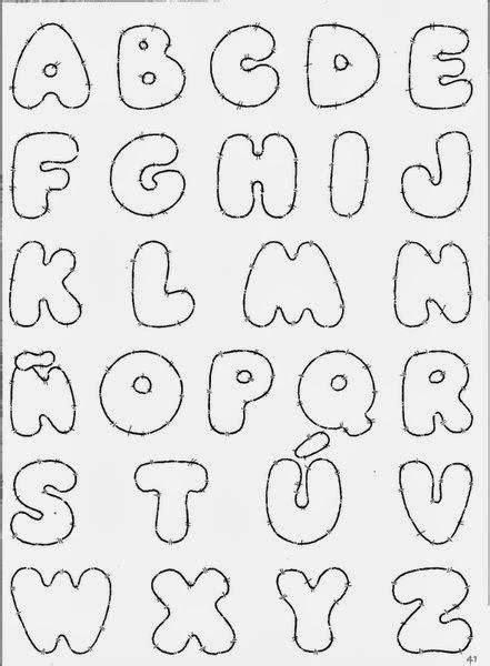 plantilla de letras para carteles imagui letras moldes de letras abecedario letras de