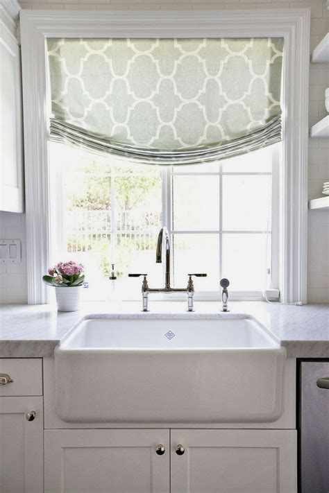 curtains for kitchen window above sink view from my heels kitchen window treatments 4765