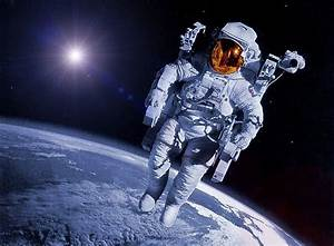 Astronaut in Space | Download HD Wallpapers