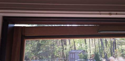 how to fix a screen door how to fix a sagging screen door today s homeowner