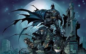 Batman Comics Wallpapers - Wallpaper Cave