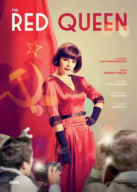 The Red Queen - Projects - Distribution - FILM.UA Group