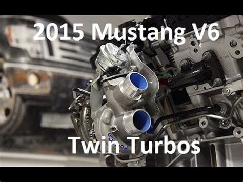 ecoboost twin turbo   mustang  project part