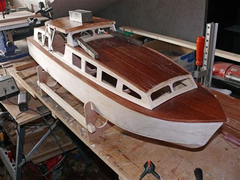 How To Build A Boat Prototype by Prototype Build Of Ellie Model Boats