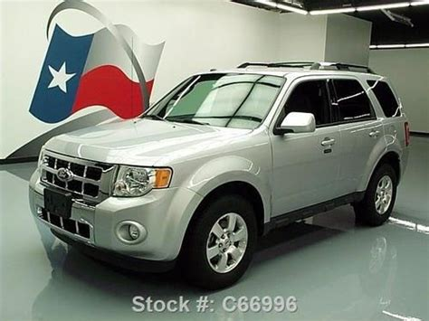 2011 Ford Escape Ltd by Sell Used 2009 Ford Escape Xlt Sport Utility 4 Door 2 5l