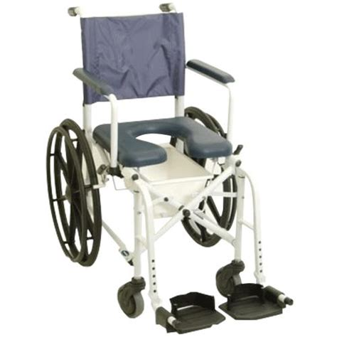 Invacare Transport Chair 16 Inch Seat by Invacare Mariner Rehab Shower Commode Chair With 16 Inches