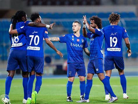 قام وفد من نادي الهلال الرياضي بسلسلة زيارات بمناسبة عيد الاضحى المبارك. تشكيلة الهلال ضد النصر في كأس السوبر - أنفو سبورت