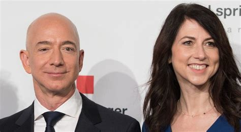 Jeff Bezos' ex-wife becomes world's richest woman with ...