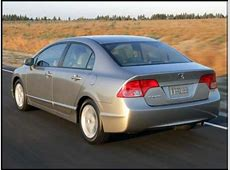 2006 Honda Civic Sedan Road Test Editor's Review Car