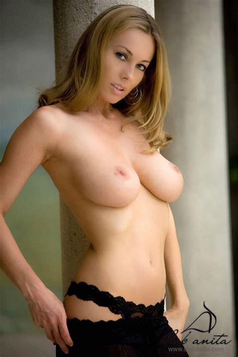Pornstar Anita Dark Has Big Sexy Tits And Wants To Model