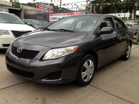 2009 Toyota For Sale by Used 2009 Toyota Corolla Le 7 990 00