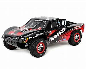 Traxxas Slash 4X4 Brushless 1/10 Scale Electric 4WD Short ...