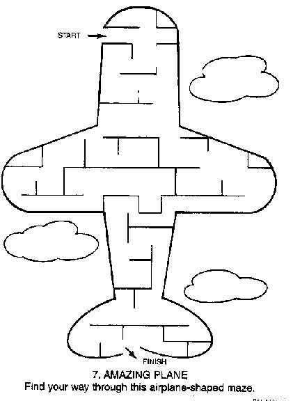 maze page print your free maze at allkidsnetwork 986 | 7ab07b7b80771527dc8f2958c0d54a7b
