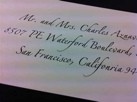 how to place wedding invitation calligraphy orders at