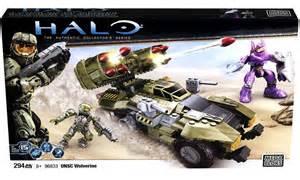 Halo Mega Bloks Wolverine