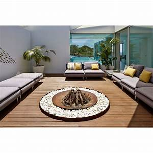 design feuerstelle fur den garten online kaufen With feuerstelle garten mit dachfenster mit balkon preis