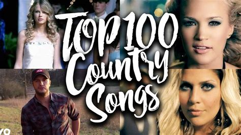 Top 100 Country Songs Of All Time Chords