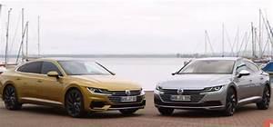 Volkswagen Arteon Elegance : vw arteon elegance and arteon r line video dpccars ~ Accommodationitalianriviera.info Avis de Voitures