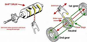 Motorcycle Shifting Diagram Questions  U0026 Answers  With